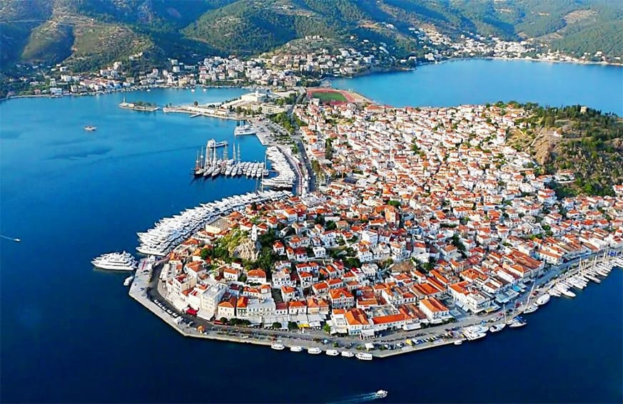 Poros – Hydra – Aegina One Day Cruise from Athens
