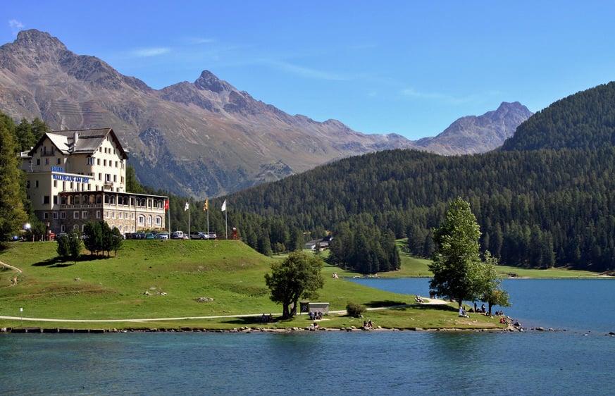 Παν/μα Ελβετίας - St. Moritz