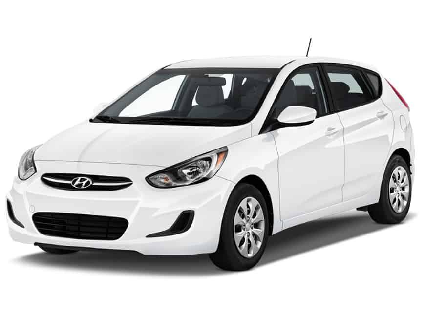 Hyundai Accent  (1.400 cc)